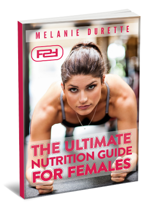 free nutrition guide for females