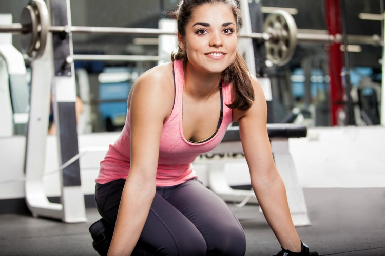 tips to feel more confident in the gym